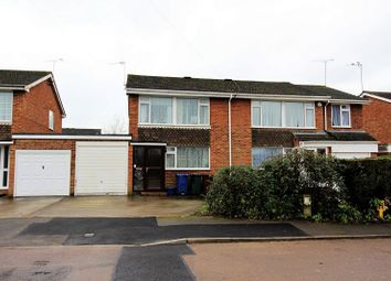 Thumbnail 3 bed semi-detached house to rent in Browning Road, Banbury