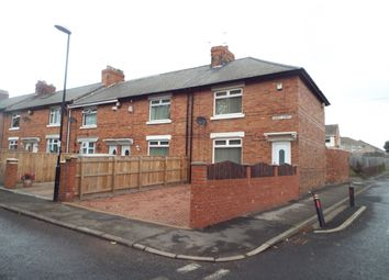 Thumbnail 3 bedroom end terrace house to rent in Church Street, Shiney Row, Houghton Le Spring