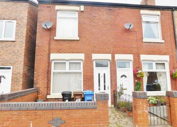 Thumbnail 2 bedroom end terrace house for sale in Charlotte Street, Vernon Park, Stockport