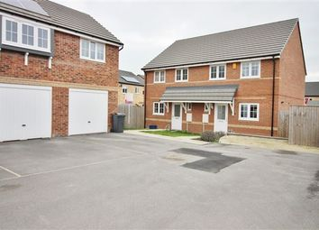 Thumbnail 3 bed semi-detached house for sale in Ashbourne Way, Waverley, Rotherham