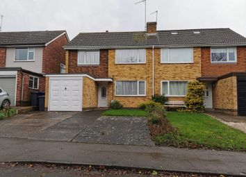 Thumbnail 3 bed semi-detached house for sale in Hurst Road, Southam