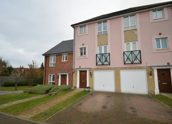 Thumbnail 4 bed terraced house for sale in Saturn Road, Ipswich
