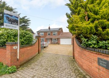 Thumbnail 5 bed detached house for sale in Station Road, Heacham, King's Lynn