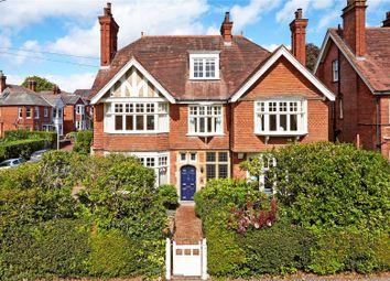 Thumbnail 7 bed detached house for sale in Molyneux Park Road, Tunbridge Wells, Kent