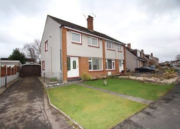 Thumbnail 3 bed semi-detached house for sale in 23 Drakies Avenue, Inverness