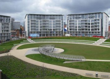 Thumbnail 2 bed flat for sale in 16 Alfred Knight Way, Park Central, Birmingham