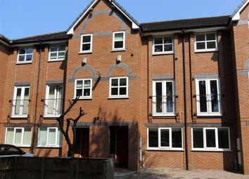 Thumbnail 6 bed town house for sale in Bridgelea Road, Withington, Manchester