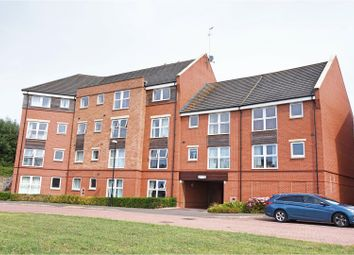 Thumbnail 2 bed flat for sale in 46 Celsus Grove, Swindon