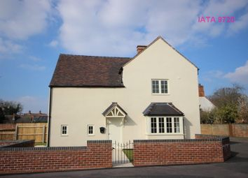Thumbnail 3 bed end terrace house to rent in Main Street, Netherseal, Swadlincote