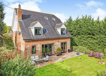 Canterbury Road, Lydden CT15. 6 bed detached house for sale