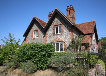Thumbnail 3 bed semi-detached house to rent in Coombe Terrace, Hambleden, Henley-On-Thames
