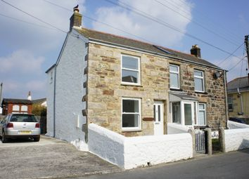 Thumbnail 2 bedroom semi-detached house to rent in Telegraph Street, St. Day, Redruth