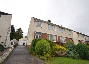 Thumbnail 3 bed semi-detached house to rent in Heol Uchaf, Rhiwbina, Cardiff