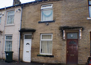 Thumbnail 2 bed terraced house for sale in Thorn Street, Bradford