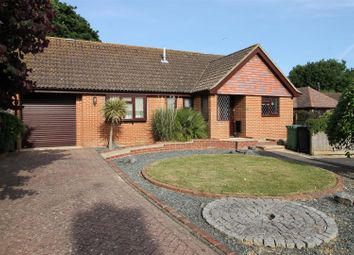 Thumbnail 3 bed detached bungalow for sale in Magpie Close, Bexhill-On-Sea