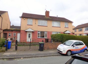 Thumbnail 3 bed semi-detached house to rent in Mercia Crescent, Stoke-On-Trent