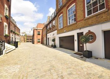 Thumbnail 4 bedroom mews house to rent in Grosvenor Gardens Mews North, London