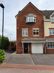 Thumbnail 3 bed town house for sale in Addy Close, Balby, Doncaster