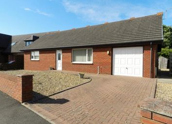 Thumbnail 2 bed detached house to rent in Preston Gardens, Annan