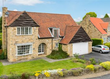Thumbnail 3 bed detached house for sale in Millbeck Green, Collingham, Wetherby, West Yorkshire
