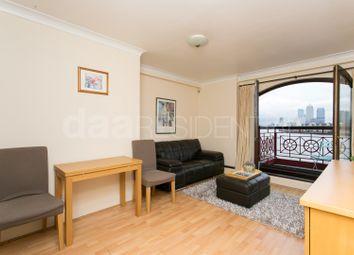 Thumbnail 1 bed flat to rent in Trafalgar Court, Wapping