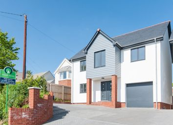 Thumbnail 6 bedroom detached house for sale in Exeter Road, Exmouth