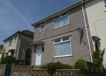 Thumbnail 3 bedroom semi-detached house for sale in Peters Park Lane, St Budeaux, Plymouth