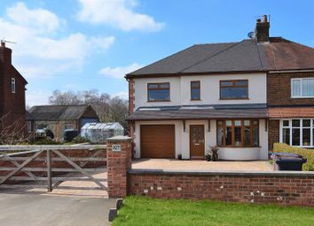 Thumbnail 3 bed semi-detached house for sale in Armshead Road, Werrington, Stoke-On-Trent