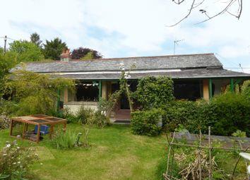 Thumbnail 4 bed detached bungalow for sale in Scrations Lane, Lostwithiel