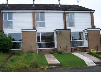 Thumbnail 2 bed terraced house to rent in Meadow Drive, Harrogate