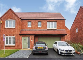 Thumbnail 4 bed detached house for sale in Yarnsworth Road, Newark