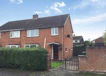 Thumbnail 3 bed semi-detached house for sale in Massey Crescent, Shrewsbury