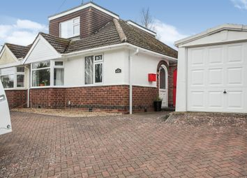 Thumbnail 3 bed semi-detached house for sale in Mckinnell Crescent, Rugby