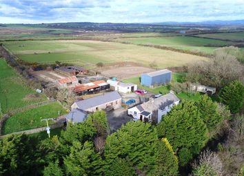 Thumbnail Farm for sale in Upper Honey Hook Farm, Portfield Gate, Haverfordwest, Pembrokeshire