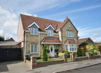 Thumbnail 4 bed detached house for sale in Townsend Way, Metheringham, Lincoln