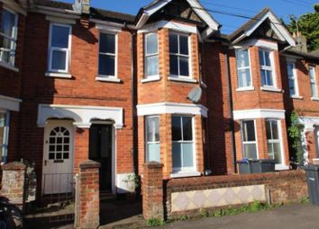 Thumbnail Terraced house for sale in Richmond Road, Salisbury, Wiltshire
