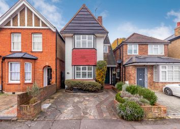 Thumbnail 3 bed detached house for sale in Malvern Road, Surbiton