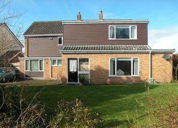 Thumbnail 4 bed detached house for sale in Moorside Lane, Parkgate, Neston
