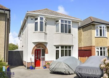 Thumbnail 4 bed detached house for sale in Corhampton Road, Boscombe East