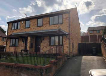 Thumbnail 3 bed semi-detached house to rent in Heaton Grange, Batley