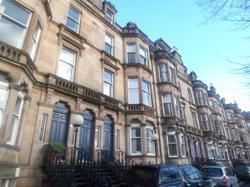 Thumbnail 2 bed flat to rent in Queens Drive, Glasgow