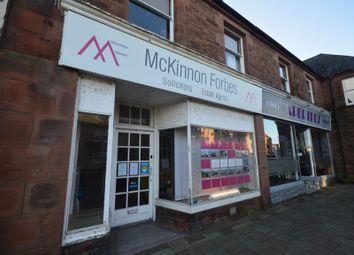 Thumbnail Retail premises for sale in High Street, Prestonpans