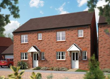 "Thumbnail 3 bedroom town house for sale in ""The Southwold"" at Nottinghamshire, Edwalton"
