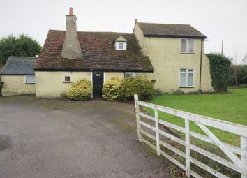 Thumbnail 3 bed detached house for sale in Langham Lane, Boxted, Colchester