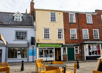 Thumbnail 3 bed town house for sale in Cross Street, Bungay