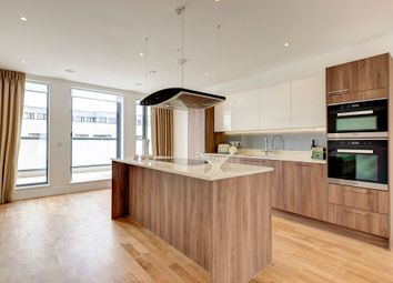 Thumbnail 3 bed flat to rent in 3 Fairmont Mews, Finchley Road, Golders Green, London