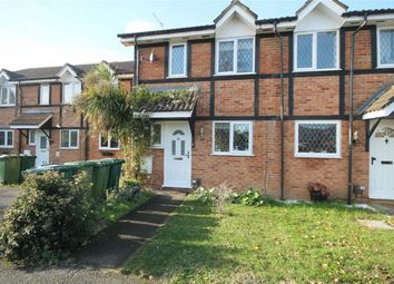 Thumbnail 3 bed terraced house for sale in Ashdale Close, Staines-Upon-Thames, Surrey