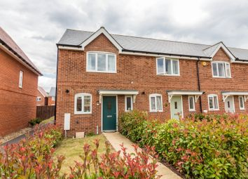 Thumbnail 2 bed end terrace house for sale in Caribou Walk, Reading