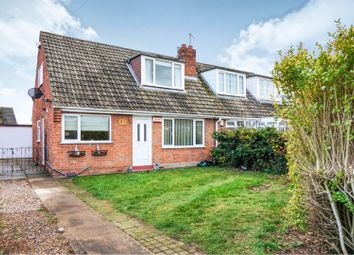 Thumbnail 3 bed semi-detached house for sale in Murton Garth, York