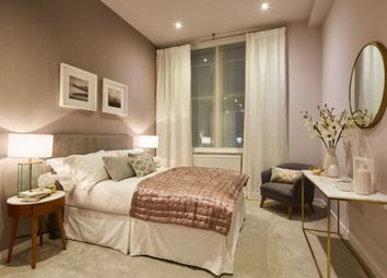 Thumbnail 2 bed flat to rent in 5 Hannaford Walk, London